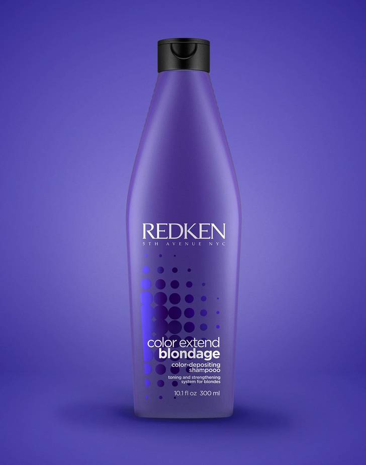 Color Extend Blondage Shampoo Af Redken