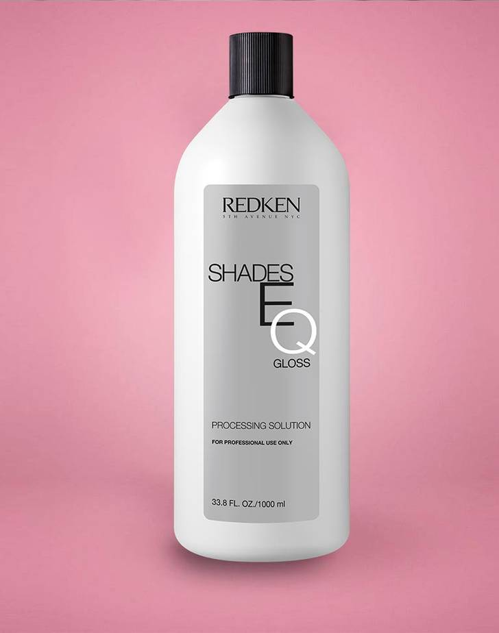 Shades EQ Processing Solution Af Redken